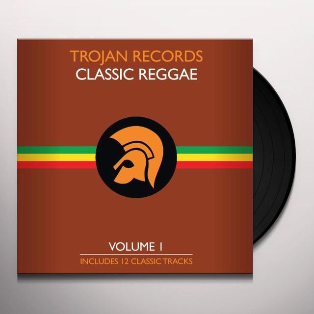 BEST OF CLASSIC REGGAE 1 / VARIOUS Vinyl Record