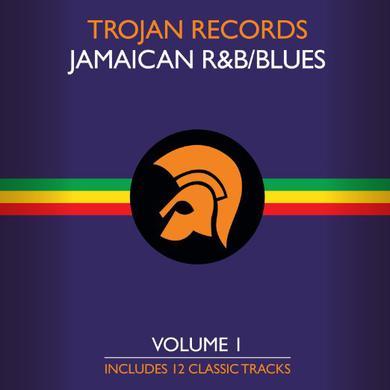 BEST OF JAMAICAN R&B: JAMAICAN BLUES BEAT 1 / VAR Vinyl Record