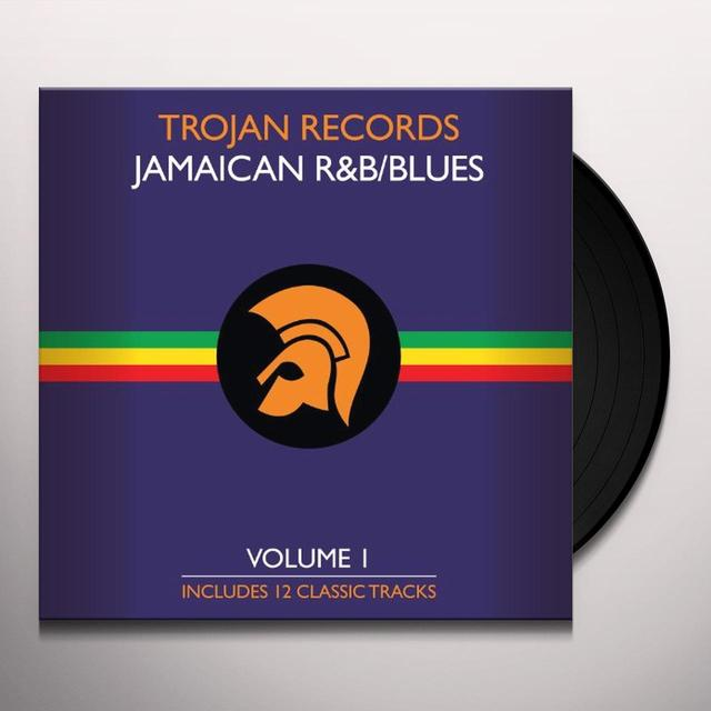 BEST OF JAMAICAN R&B: JAMAICAN BLUES BEAT 1 / VAR Vinyl Record