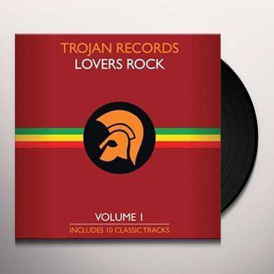 BEST OF LOVERS ROCK 1 / VARIOUS Vinyl Record