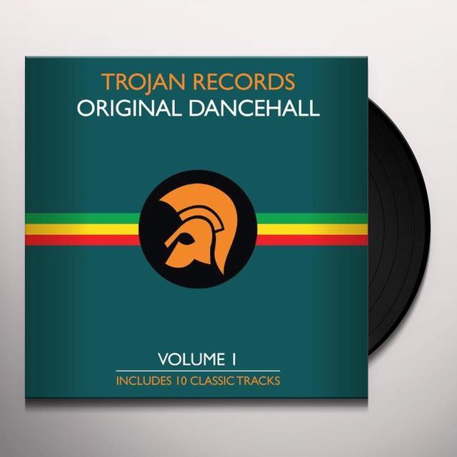 BEST OF ORIGINAL DANCEHALL 1 / VARIOUS Vinyl Record