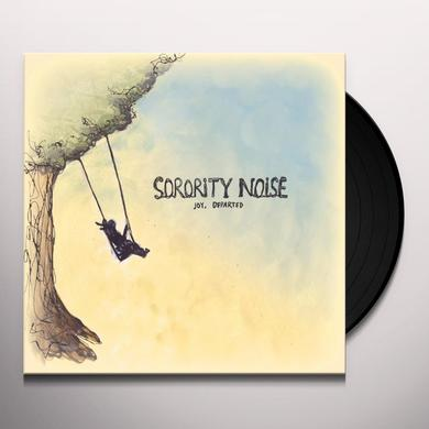 Sorority Noise JOY DEPARTED Vinyl Record