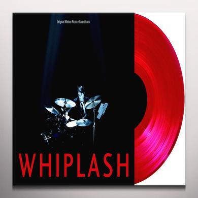 WHIPLASH / O.S.T. (COLV) (LTD) (RED) WHIPLASH / O.S.T. Vinyl Record - Colored Vinyl, Limited Edition, Red Vinyl