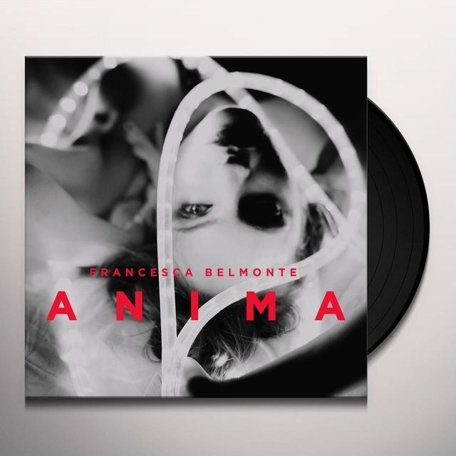 Francesca Belmonte ANIMA Vinyl Record - w/CD