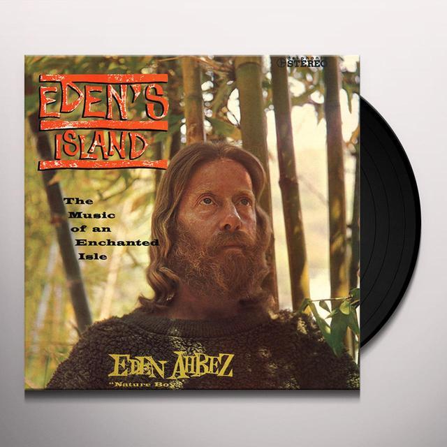 Eden Ahbez EDEN'S ISLAND Vinyl Record
