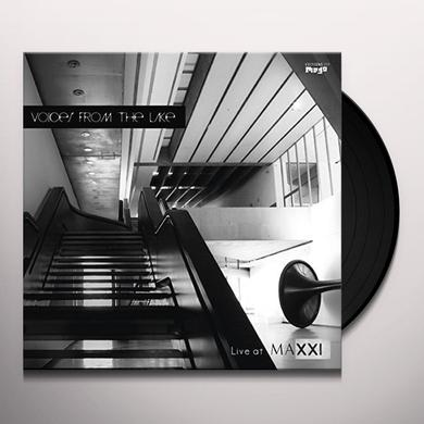 Voices From The Lake LIVE AT MAXXI Vinyl Record