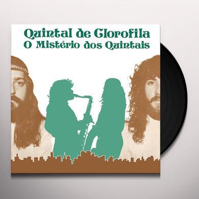 QUINTAL DE CLOROFILA O MISTERIO DOS QUINTAIS Vinyl Record