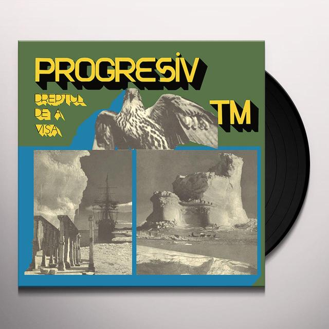 PROGRESIV TM DREPTUL DE A VISA Vinyl Record