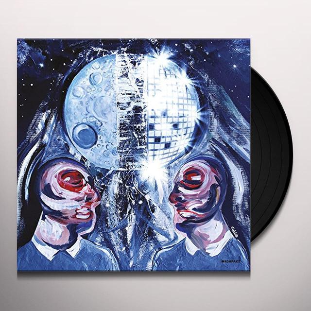 Orb MOONBUILDING 2703 AD Vinyl Record - Deluxe Edition
