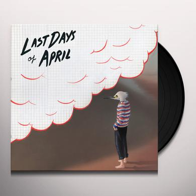 Last Days Of April SEA OF CLOUDS Vinyl Record