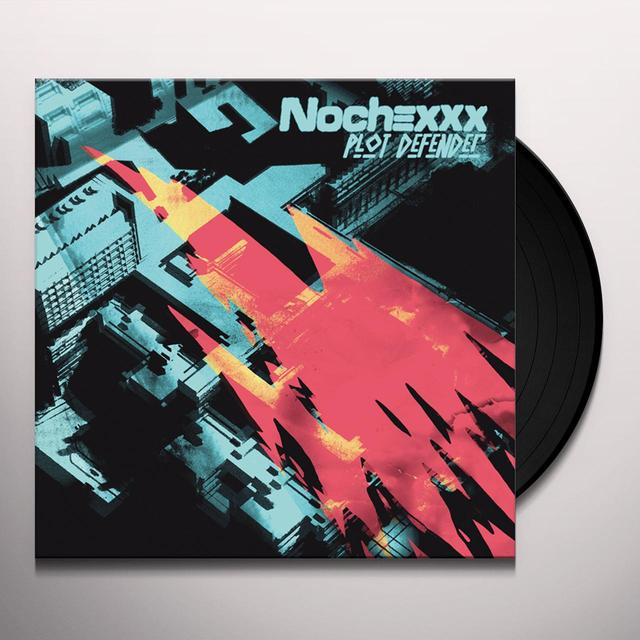 Nochexxx PLOT DEFENDER Vinyl Record