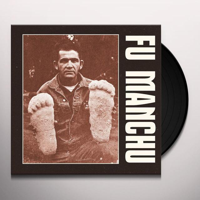 Fu Manchu KEPT BETWEEN TREES  (BONUS TRACK) Vinyl Record - 10 Inch Single, Digital Download Included