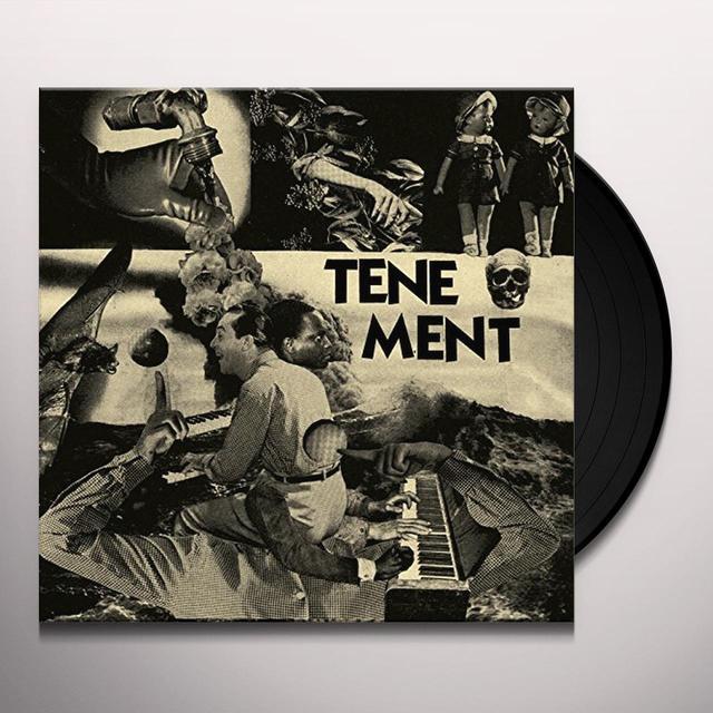 Tenement PREDATORY HEADLIGHTS Vinyl Record