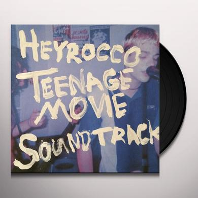 HEYROCCO (DLCD) TEENAGE MOVIE - O.S.T. Vinyl Record