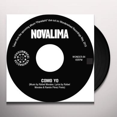 Novalima COMO YO / SANTERO Vinyl Record