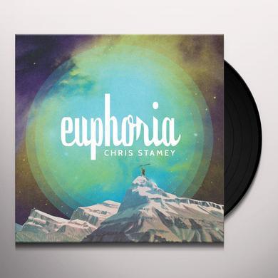 Chris Stamey EUPHORIA Vinyl Record
