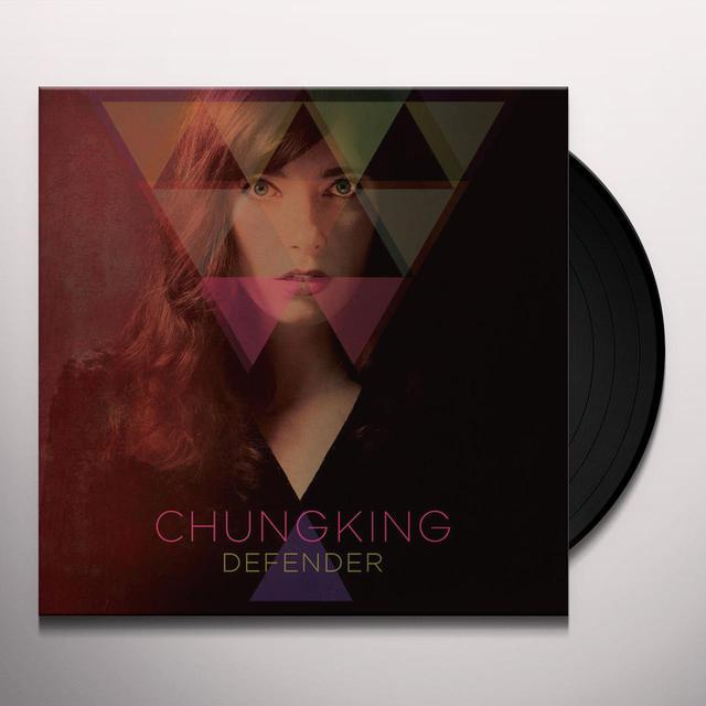 Chungking DEFENDER Vinyl Record