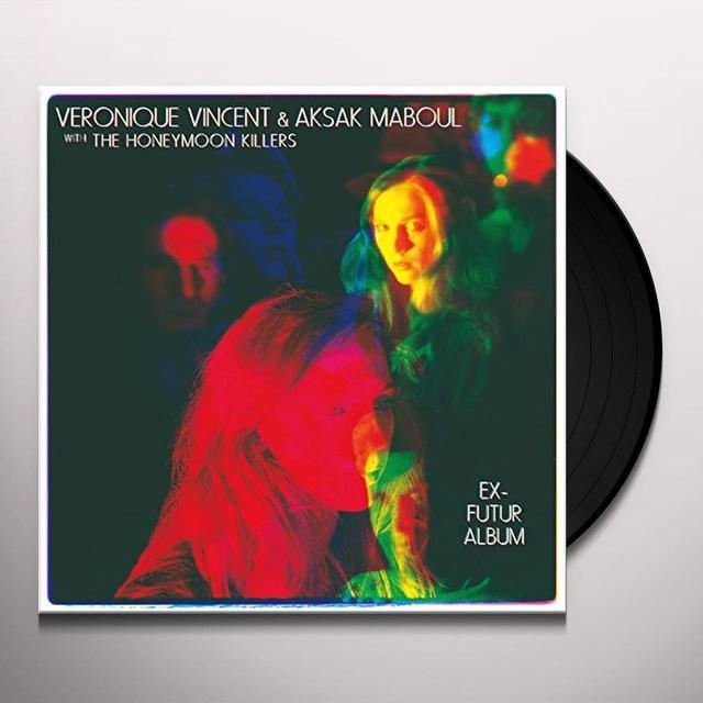 Veronique Vincent / Aksak Maboul / Honymoon Kill EX-FUTUR ALBUM Vinyl Record