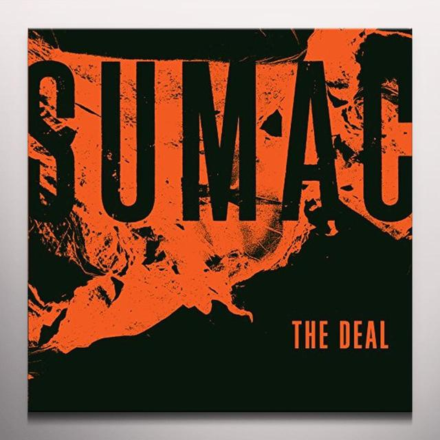 SUMAC DEAL Vinyl Record - Colored Vinyl, 180 Gram Pressing