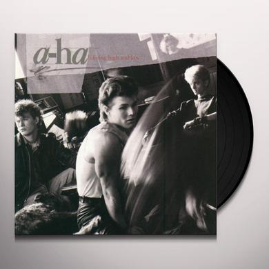 a-Ha HUNTING HIGH & LOW Vinyl Record
