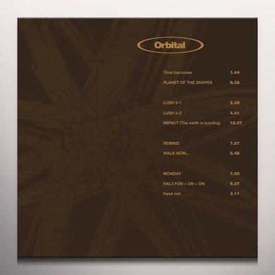ORBITAL (BROWN ALBUM) Vinyl Record - Brown Vinyl, 180 Gram Pressing