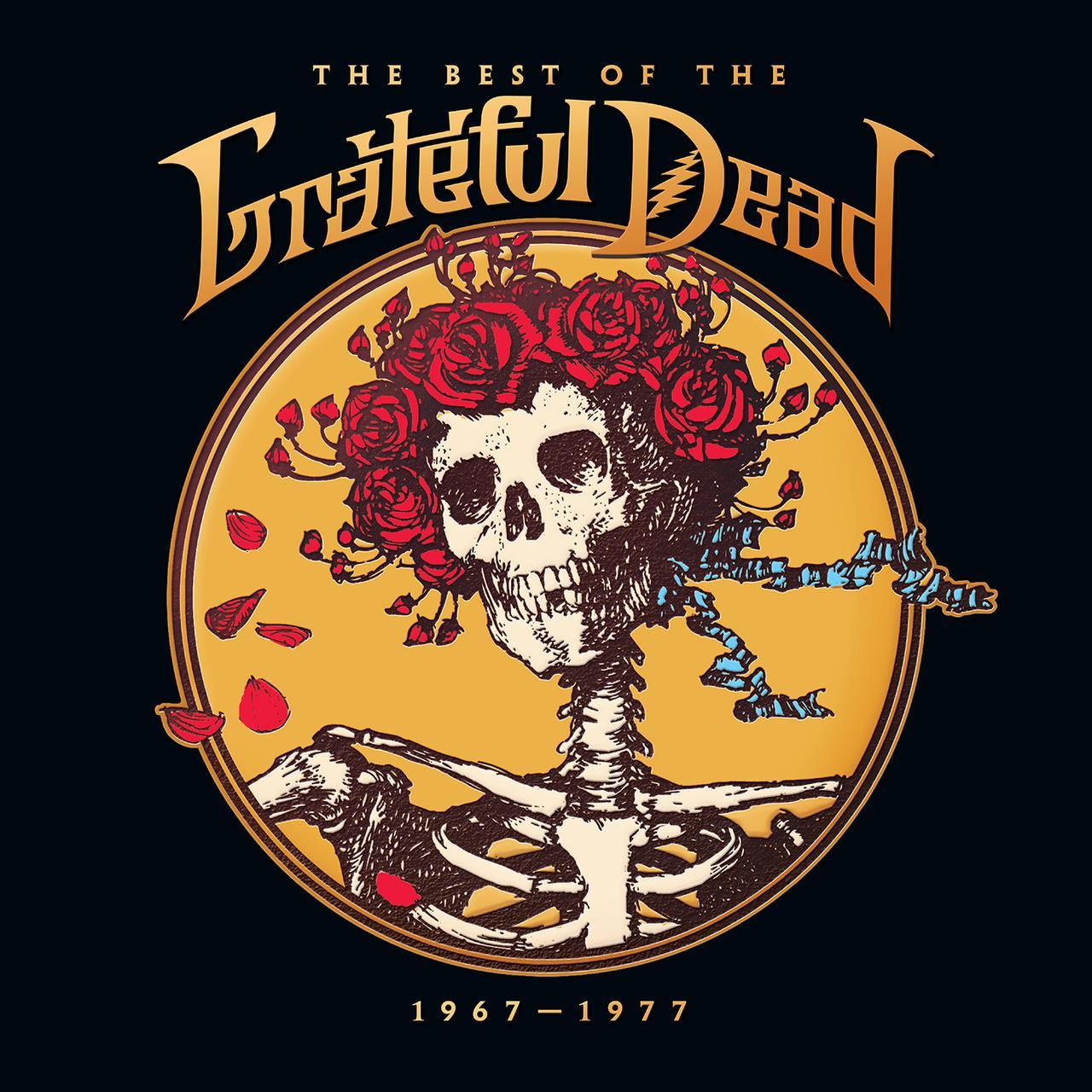 Best Of The Grateful Dead 1967 1977 Vinyl Record