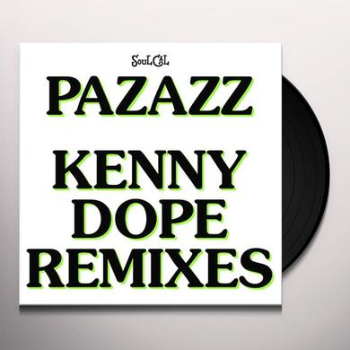 PAZAZZ SO HARD TO FIND (KENNY DOPE REMIXES) Vinyl Record