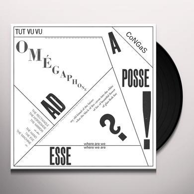 TUT VU VU Vinyl Record