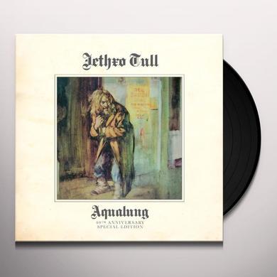 Jethro Tull AQUALUNG (STEVEN WILSON MIX) Vinyl Record - 180 Gram Pressing