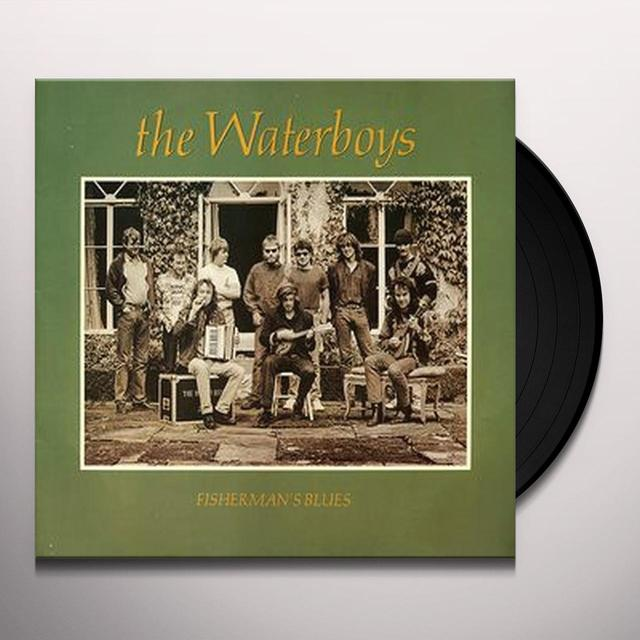 The Waterboys FISHERMAN'S BLUES Vinyl Record - 180 Gram Pressing