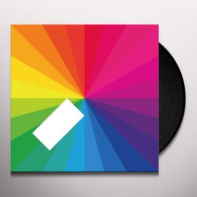 Jamie XX IN COLOUR Vinyl Record