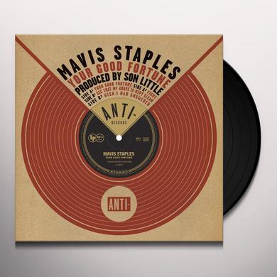 Mavis Staples YOUR GOOD FORTUNE Vinyl Record - 180 Gram Pressing