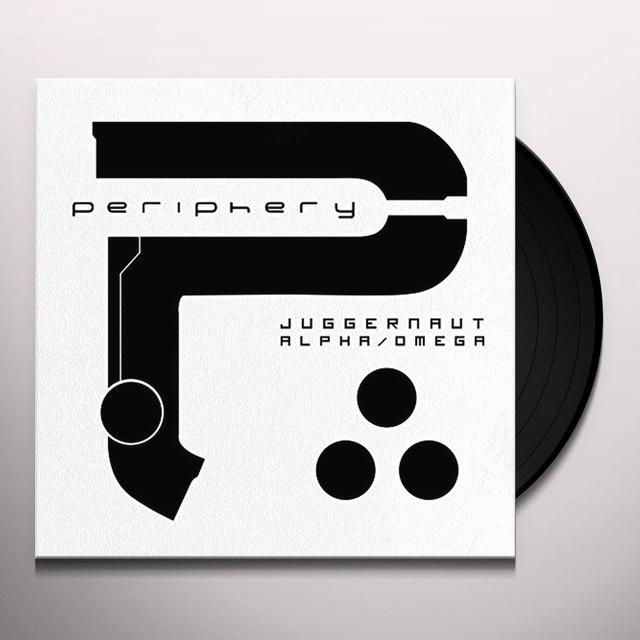 Periphery JUGGERNAUT Vinyl Record - 180 Gram Pressing, Digital Download Included