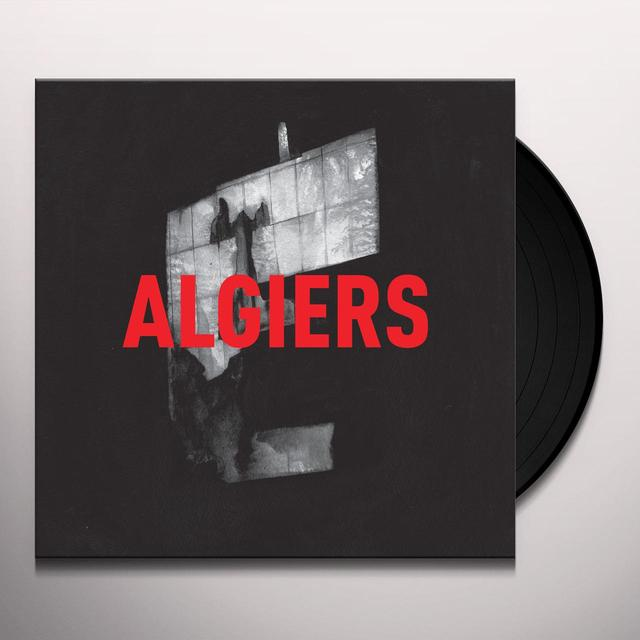 ALGIERS Vinyl Record - Digital Download Included