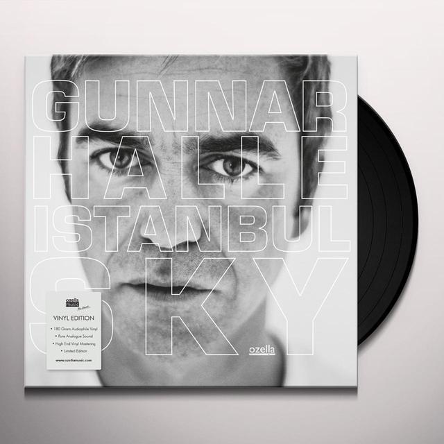 Gunnar Halle ISTANBUL SKY Vinyl Record