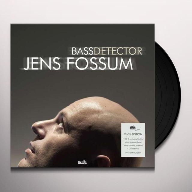 Jens Fossum BASS DETECTOR Vinyl Record - Gatefold Sleeve