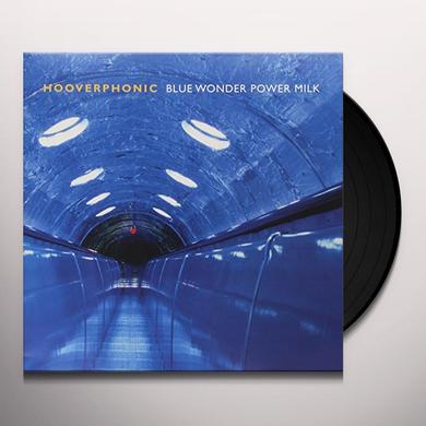Hooverphonic BLUE WONDER POWER MILK Vinyl Record - Holland Import