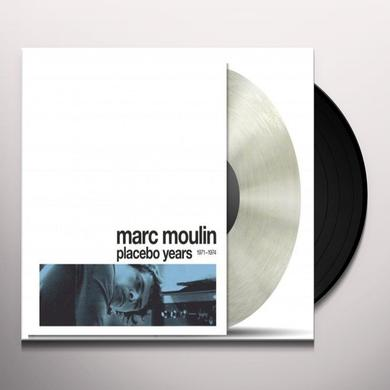 Marc Moulin PLACEBO YEARS Vinyl Record - Holland Import