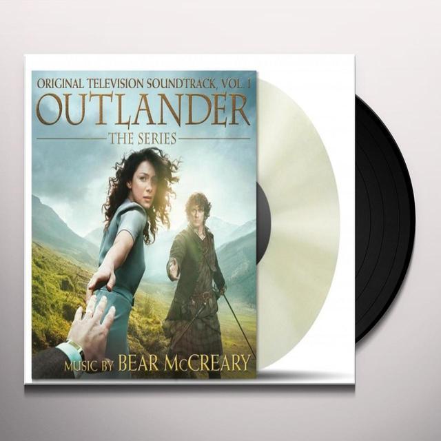 OUTLANDER / O.S.T. (HOL) OUTLANDER / O.S.T. Vinyl Record - Holland Release
