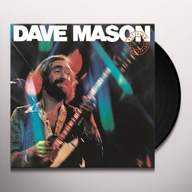 Dave Mason CERTIFIED LIVE Vinyl Record - Holland Import