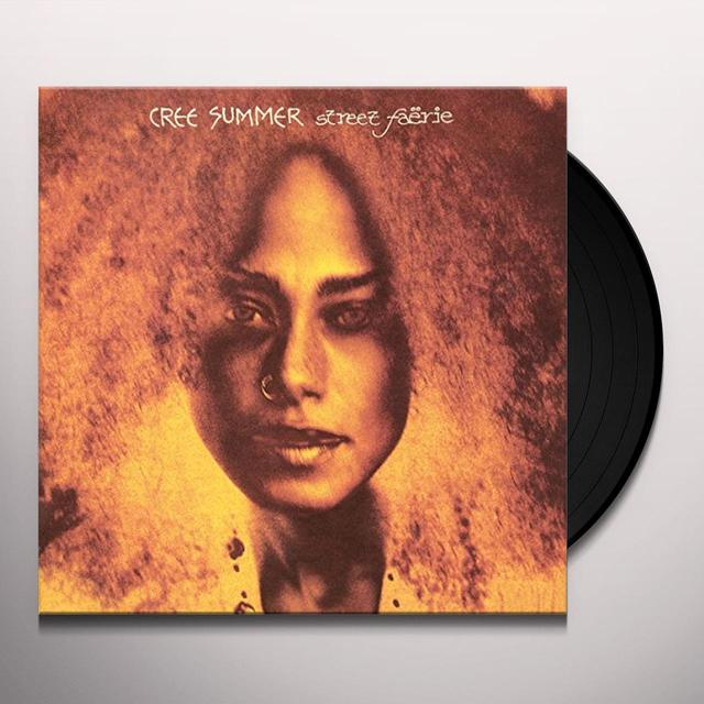 Cree Summer STREET FAERIE Vinyl Record