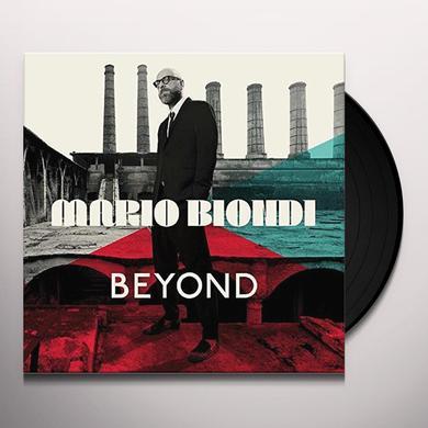 Mario Biondi BEYOND (GER) Vinyl Record