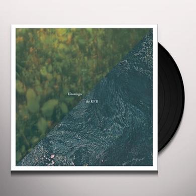 KVB / FLAAMINGOS Vinyl Record - Canada Import