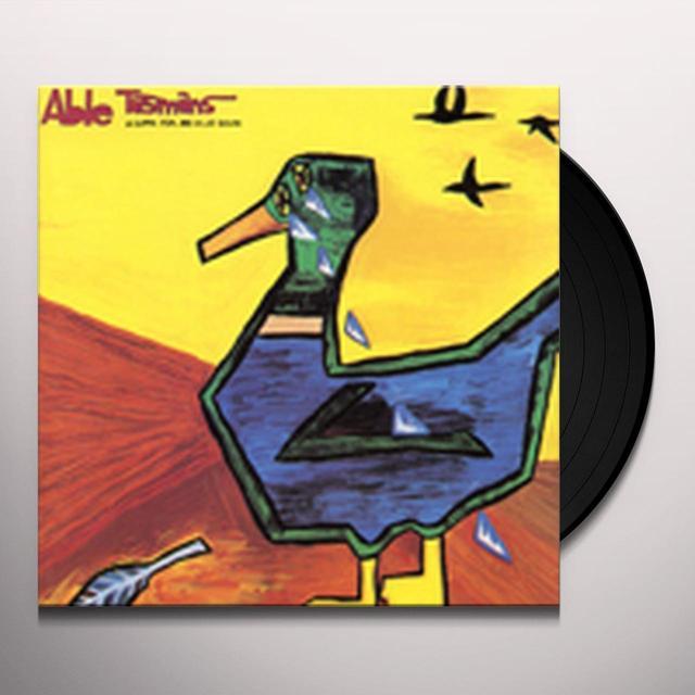Able Tasmans CUPPA TEA & A LIE DOWN Vinyl Record - Canada Release