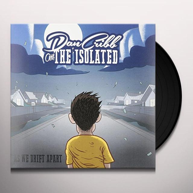 Dan Cribb AS WE DRIFT APART Vinyl Record
