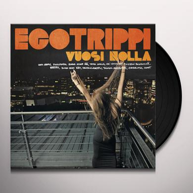 Egotrippi VUOSI NOLLA Vinyl Record