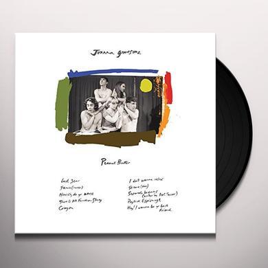 Joanna Gruesome PEANUT BUTTER (HK) Vinyl Record