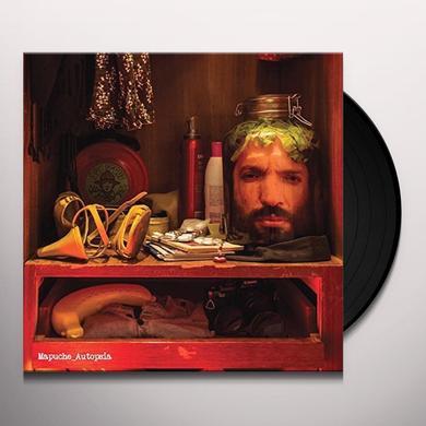 MAPUCHE AUTOPSIA Vinyl Record - Italy Import