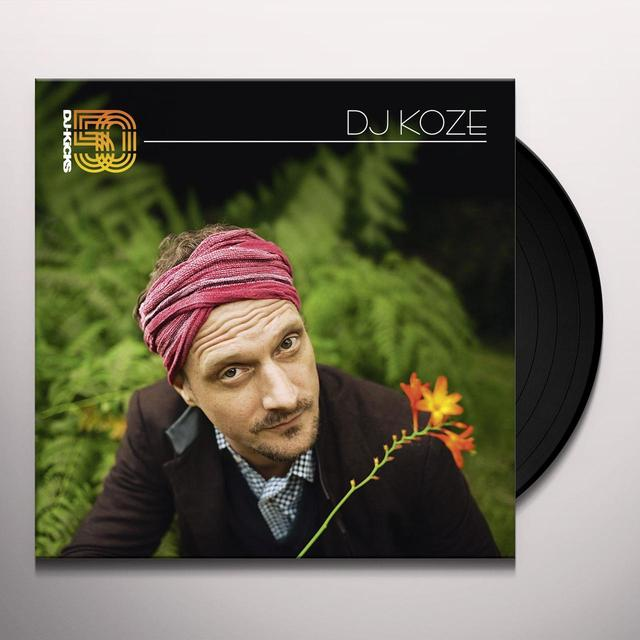 Dj Koze DJ-KICKS Vinyl Record - UK Import