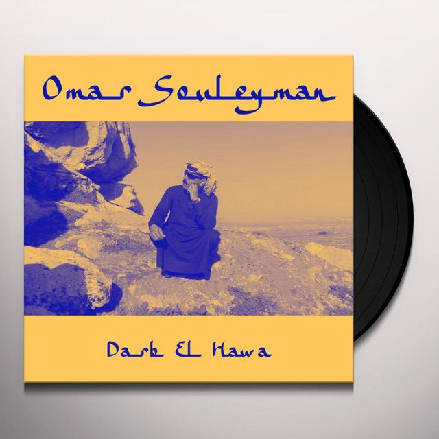 Omar Souleyman DARB EL HAWA Vinyl Record - UK Import